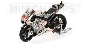 Mini12 YAMAHA YZR-M1 - JORGE LORENZO - MOTO GP 2010 LAGUNA SECA L.E. 999 pcs