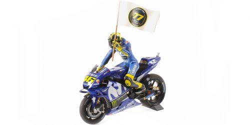 Yamaha YZR-M1 V Rossi 2018