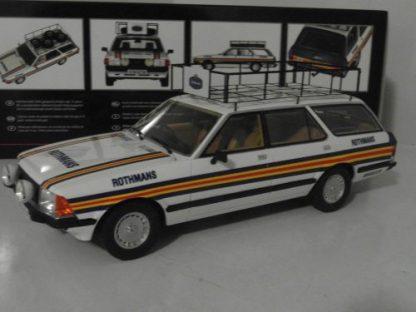 Ford Granada Turnier Rothmans Rally Team 1981 PCL30110